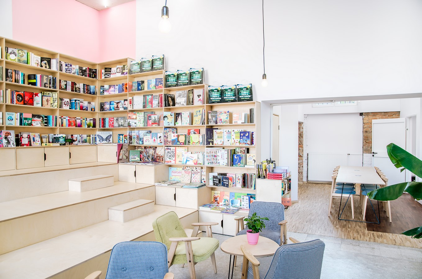 Coffee house and bookshop Kahawa by Atelier Starzak Strebicki - Sheet2
