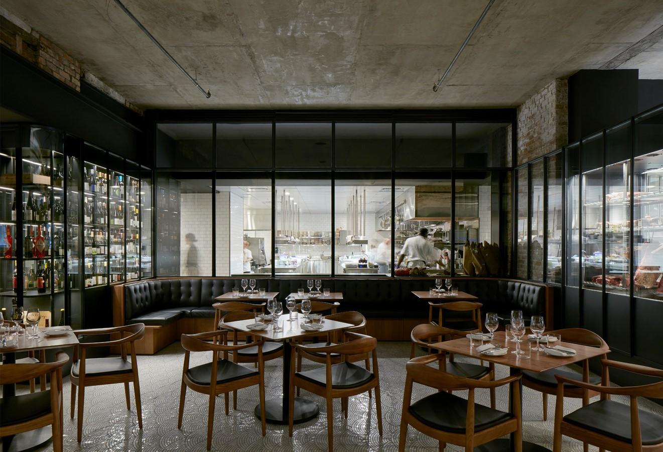 Le Monarque by Alain Carle Architecte Inc - Sheet2