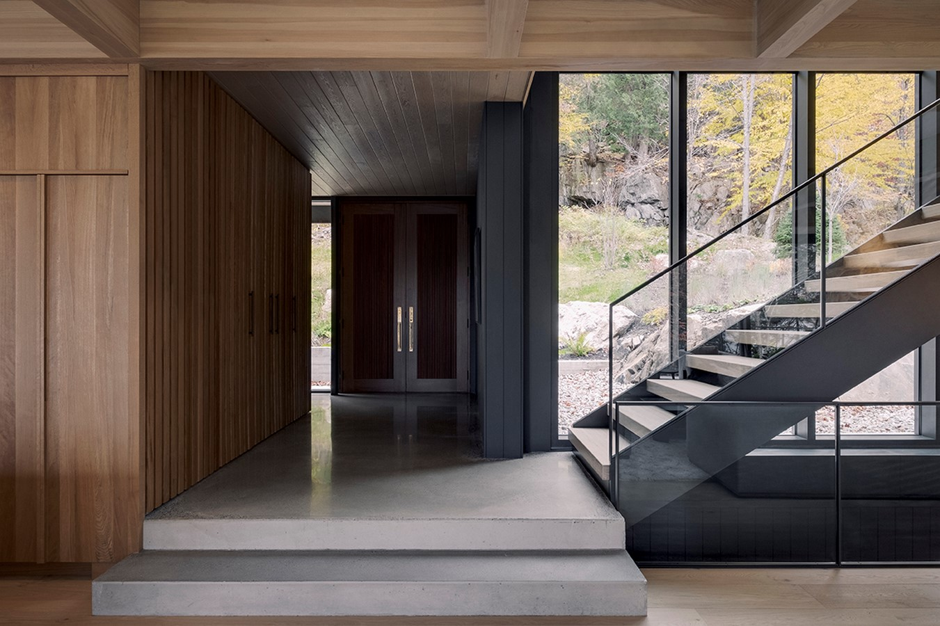 MTR residence by Alain Carle Architect - Sheet3
