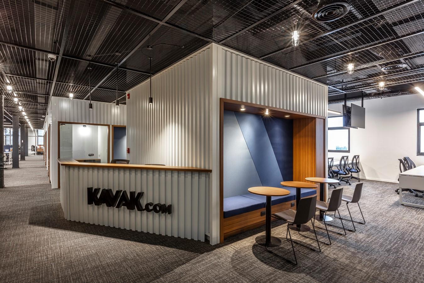 Kavak office by Hitzig Militello Architects - Sheet1
