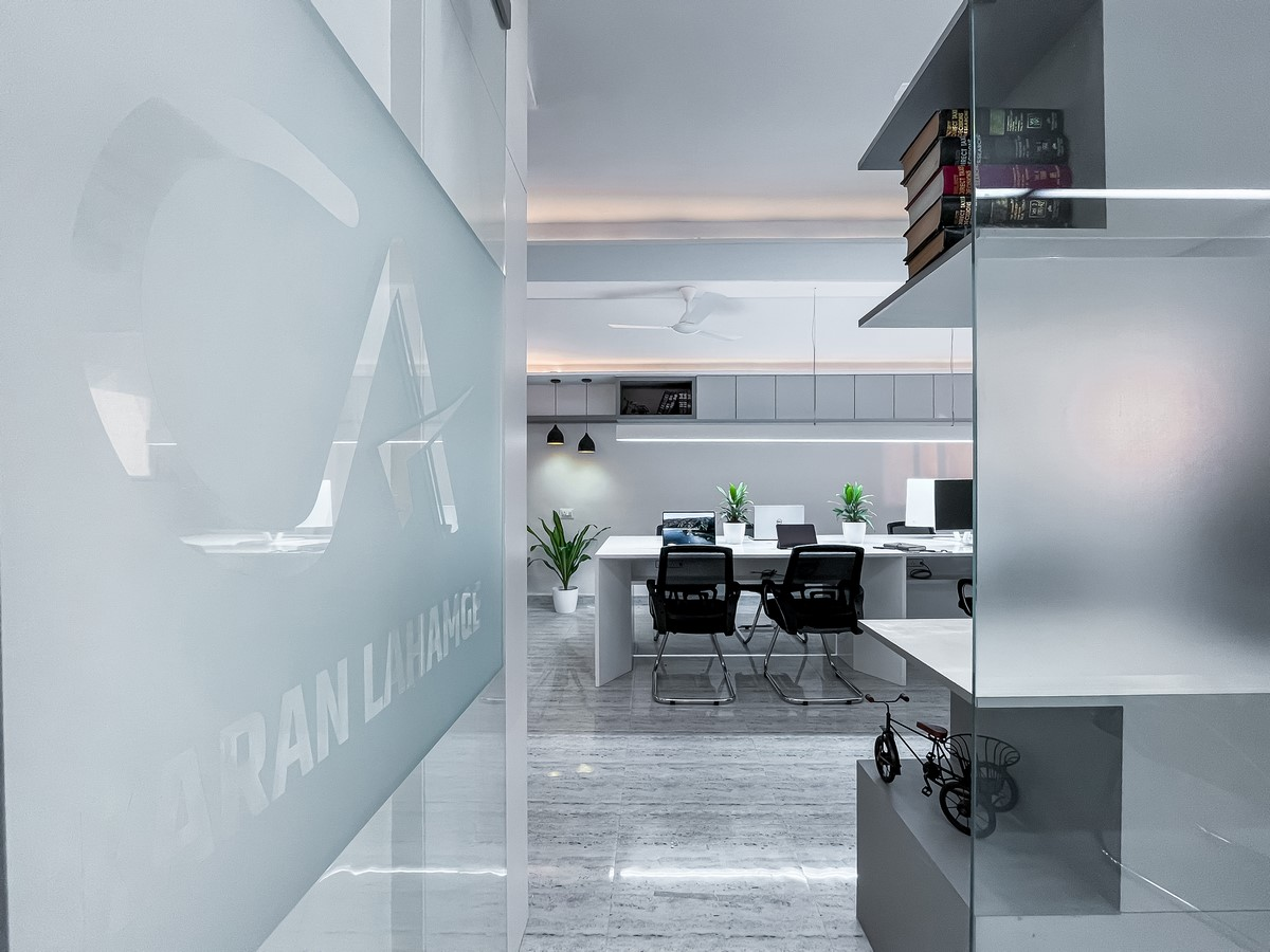 The White Space by Tres Atelier LLP - Sheet1