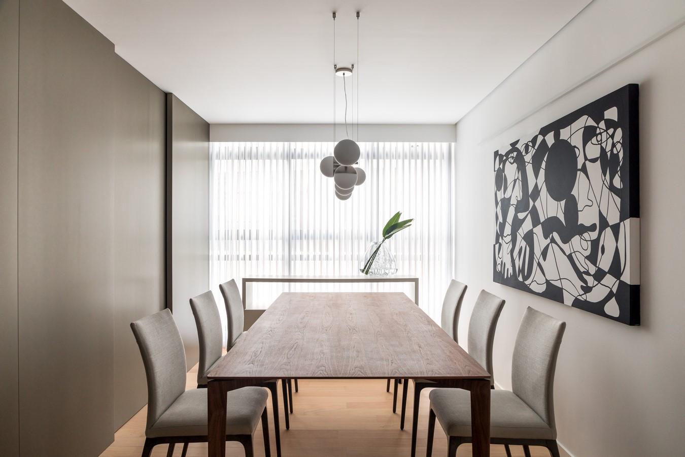 Apartamento RC by Schuchovski Arquitetura - Sheet1