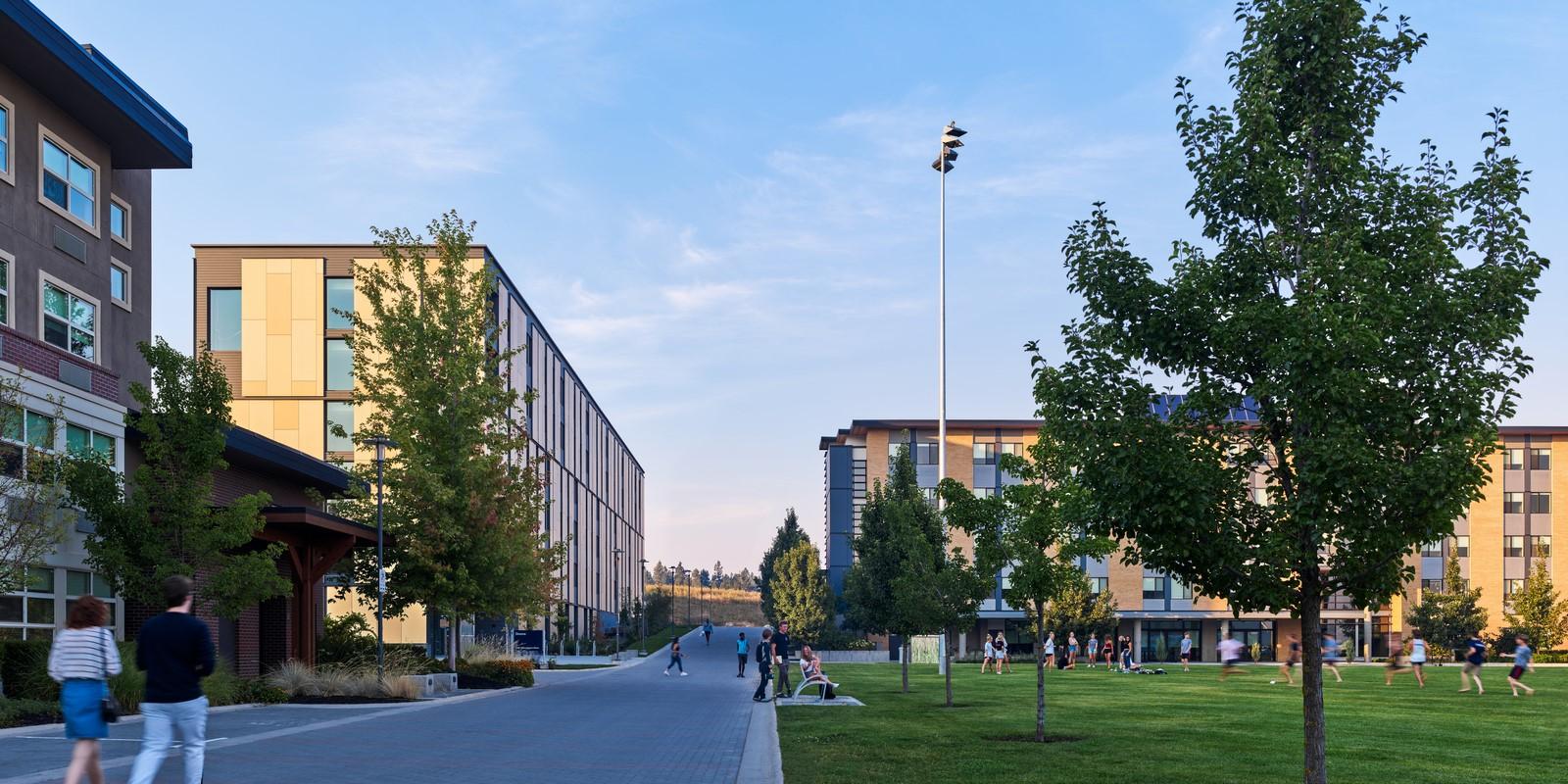 UBCO Skeena Residence by PUBLIC Architecture + Communication - Sheet1