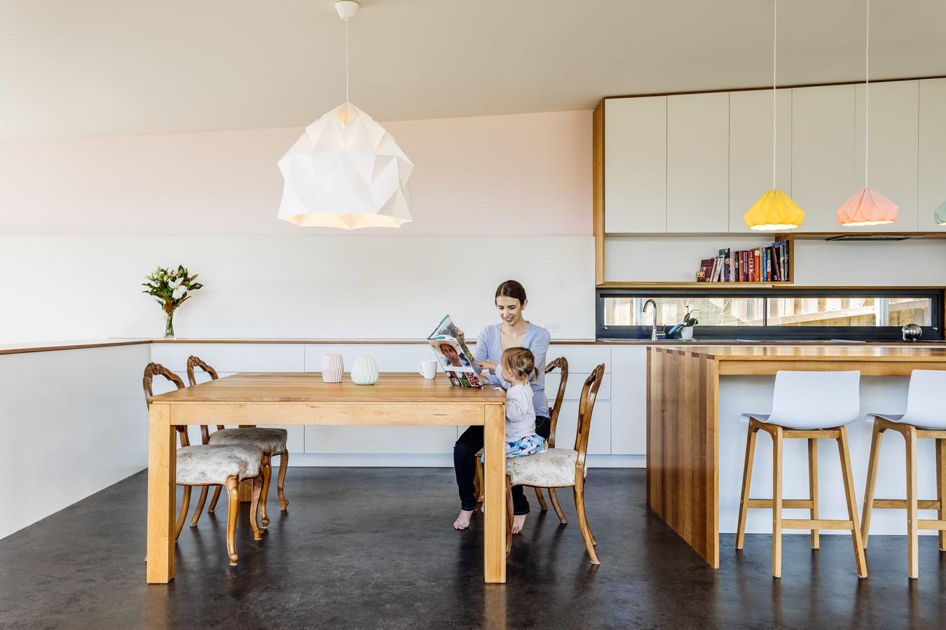 Sandy Bay Extension by Matt Williams Architects - Sheet1