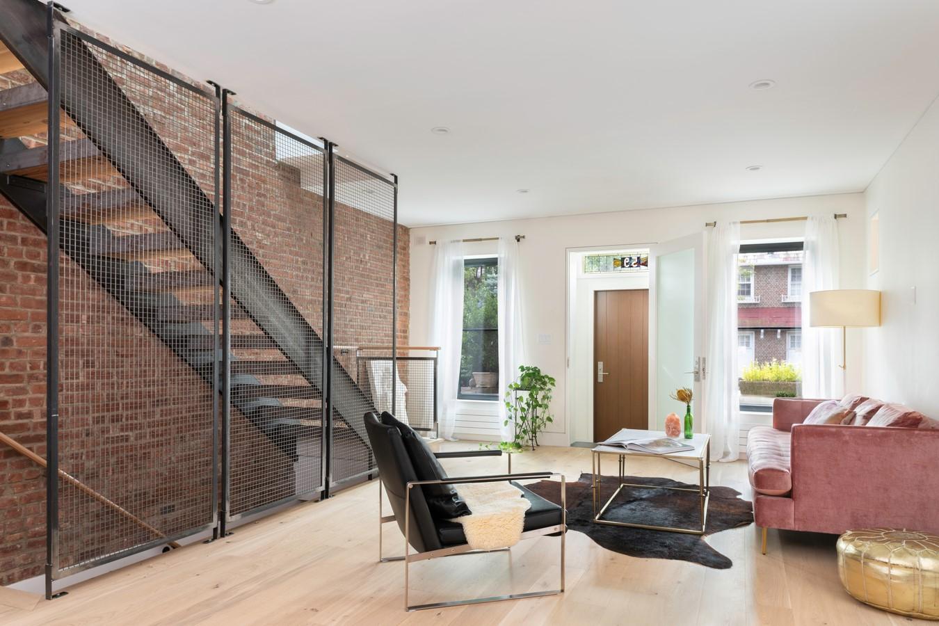 Prospect Lefferts Brick Townhouse by Ben Herzog - Sheet1