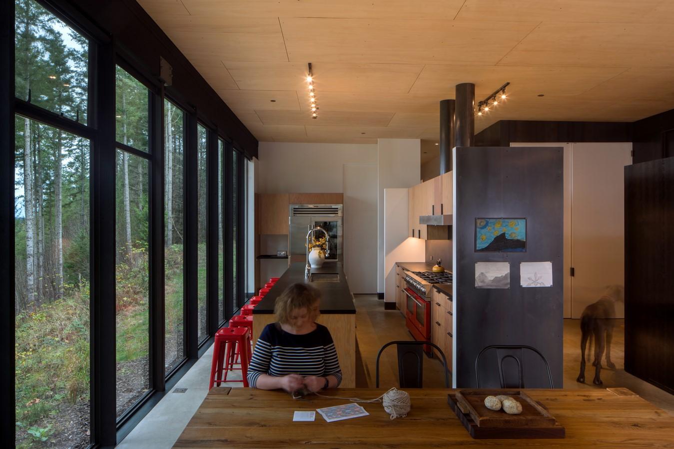 Maxon House by Olson Kundig - Sheet1