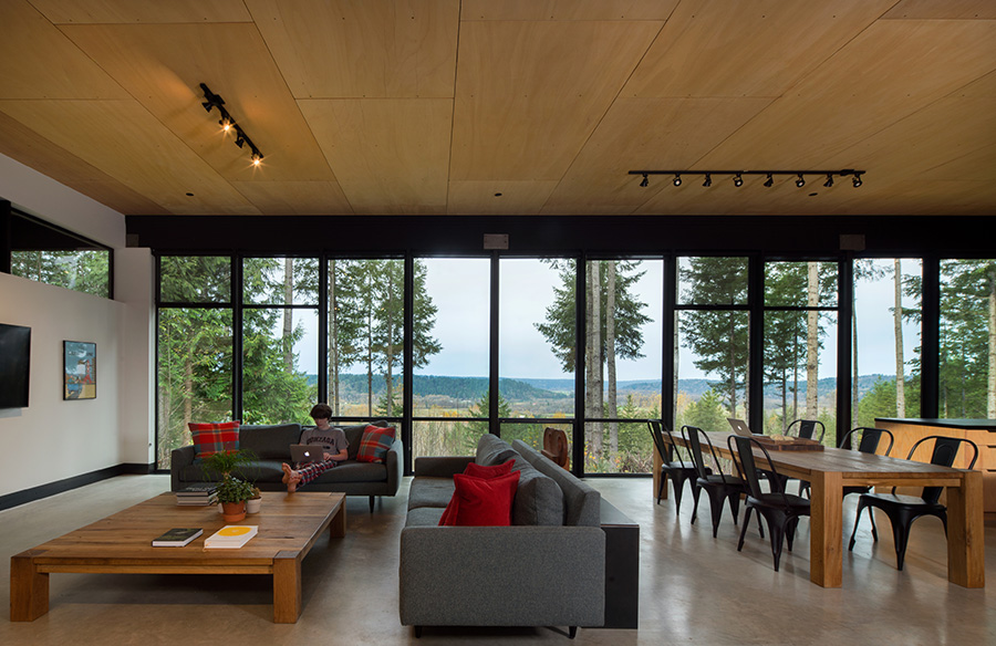 Maxon House by Olson Kundig