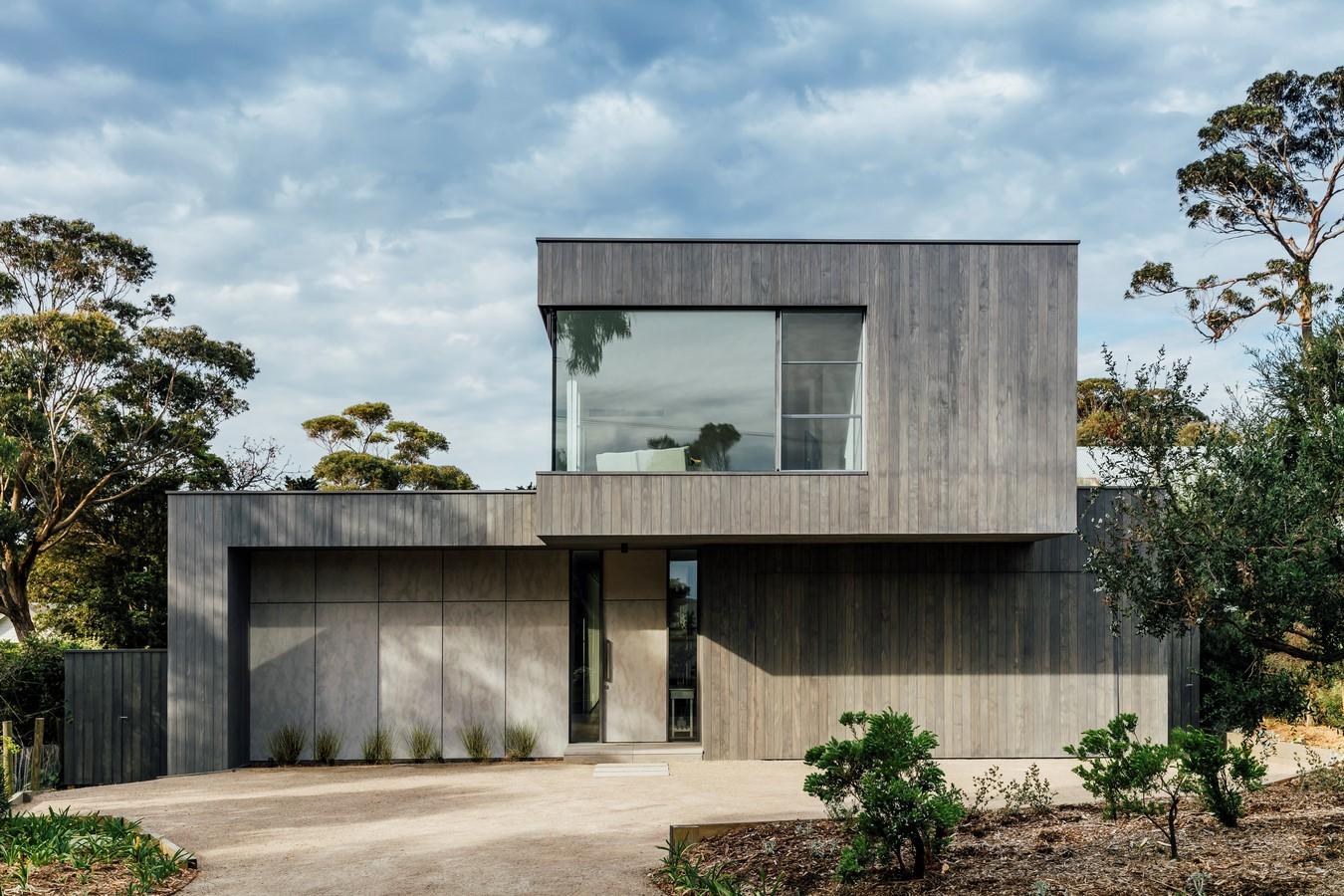 Portsea Beach House by Mitsuori Architects - Sheet1