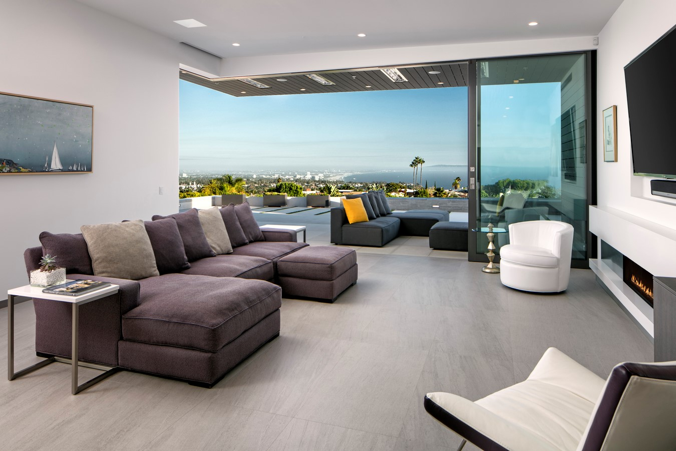 A Gallery-Worthy View by Abramson Architects - Sheet2