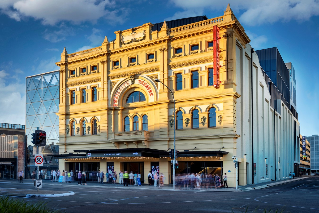 Her Majesty_s Theatre by Cox Architecture - Sheet1