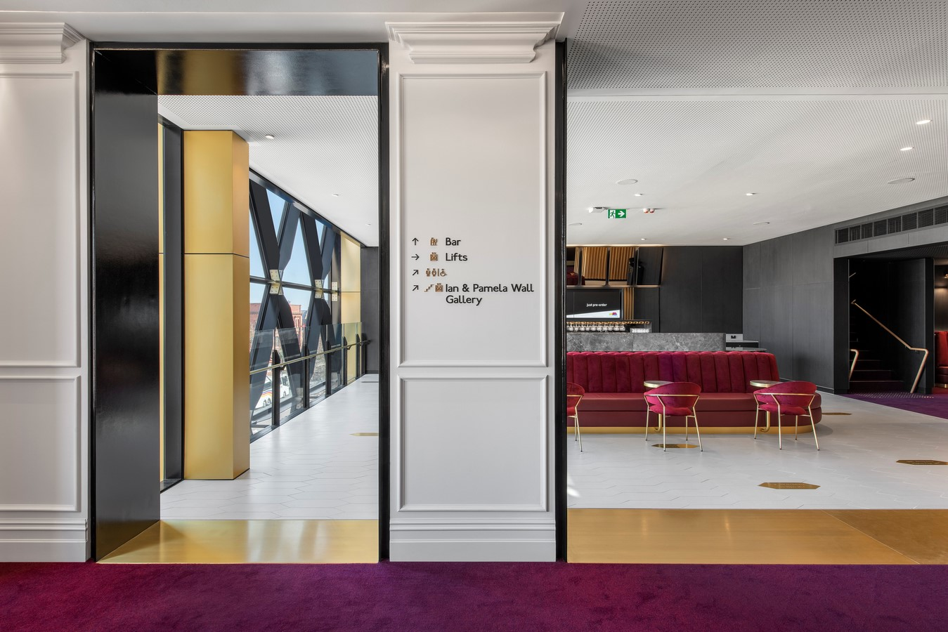 Her Majesty_s Theatre by Cox Architecture - Sheet3