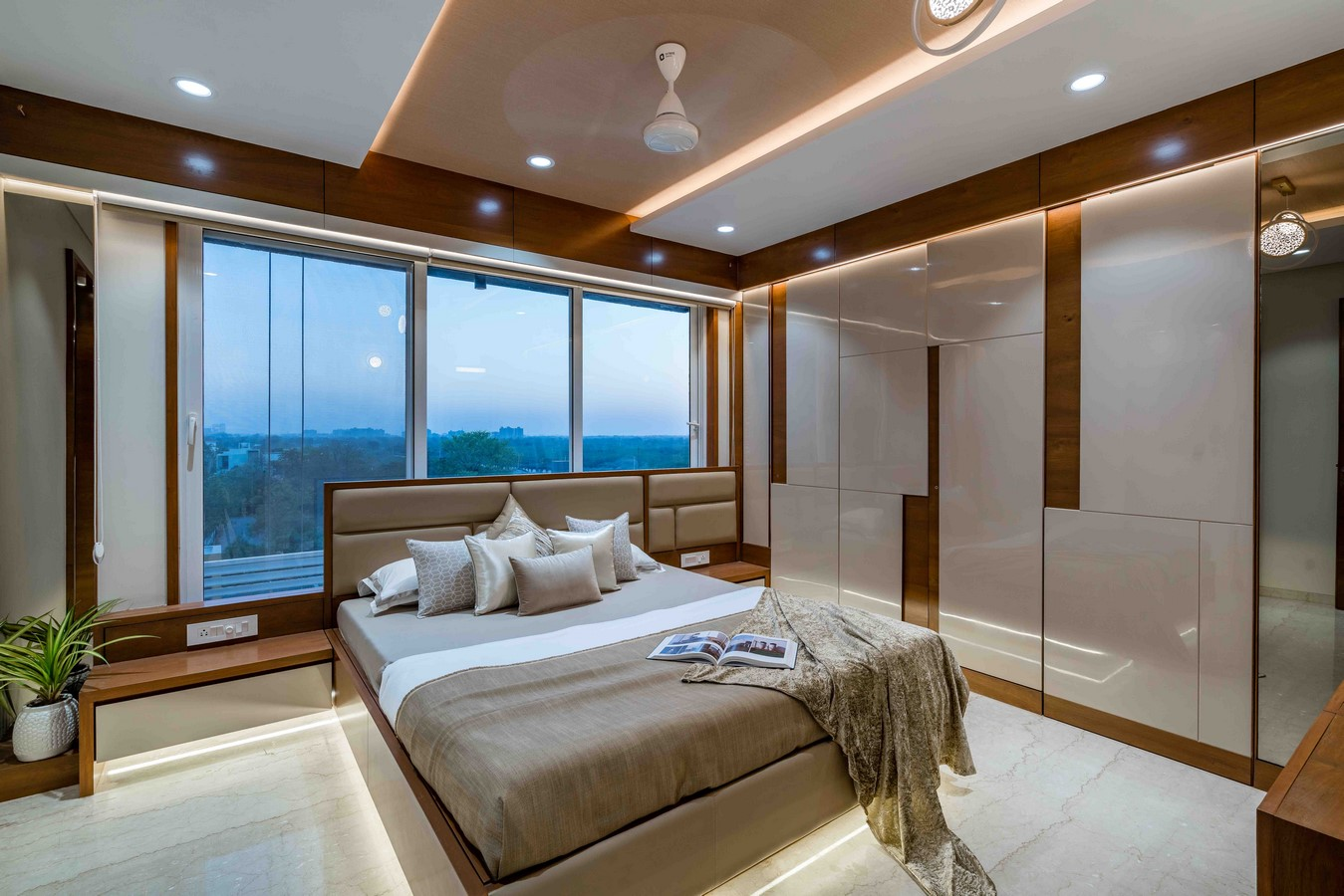 4 BHK Arjun Skylife Apartment by Shayona Consultant -Sheet3