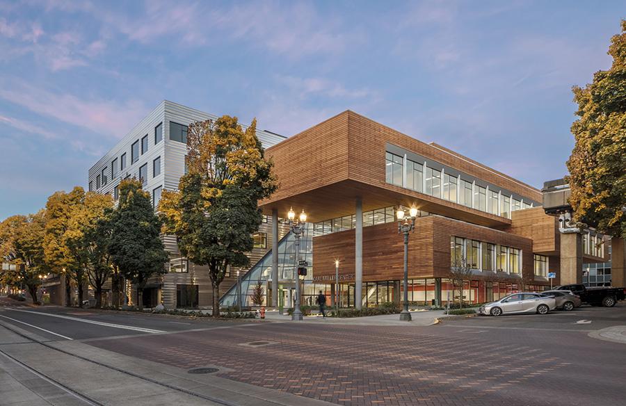 Karl Miller Center by SRG Partnership