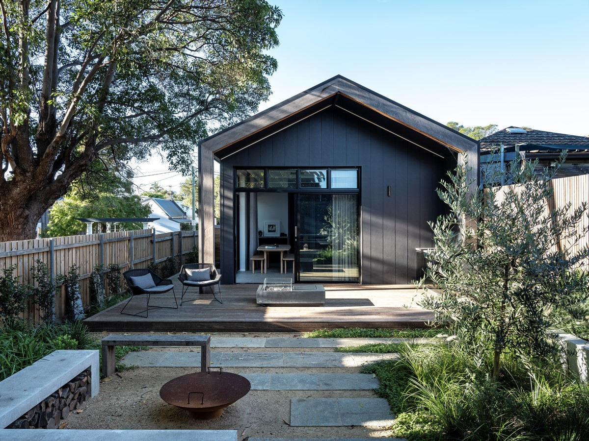 Dulwich Hill Residence by Studio P - Architecture Interiors - Sheet3