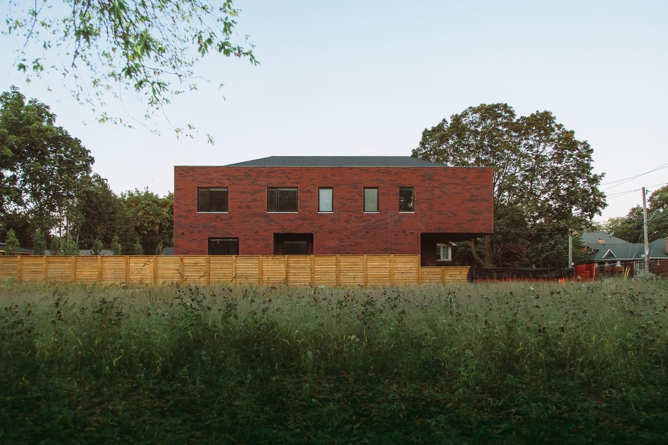 196 Manor Rd by Gabriel Fain Architects - Sheet1