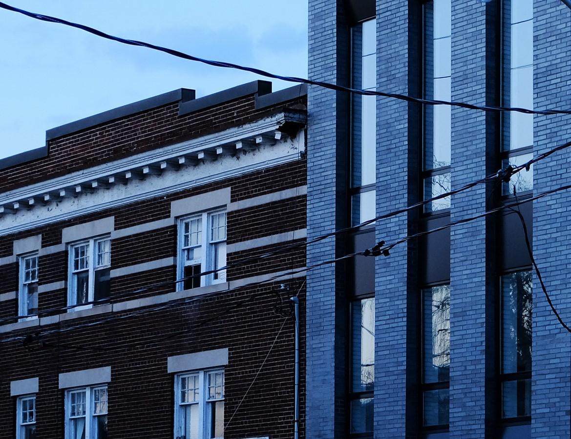 891 Broadview Avenue by Gabriel Fain Architects - Sheet1