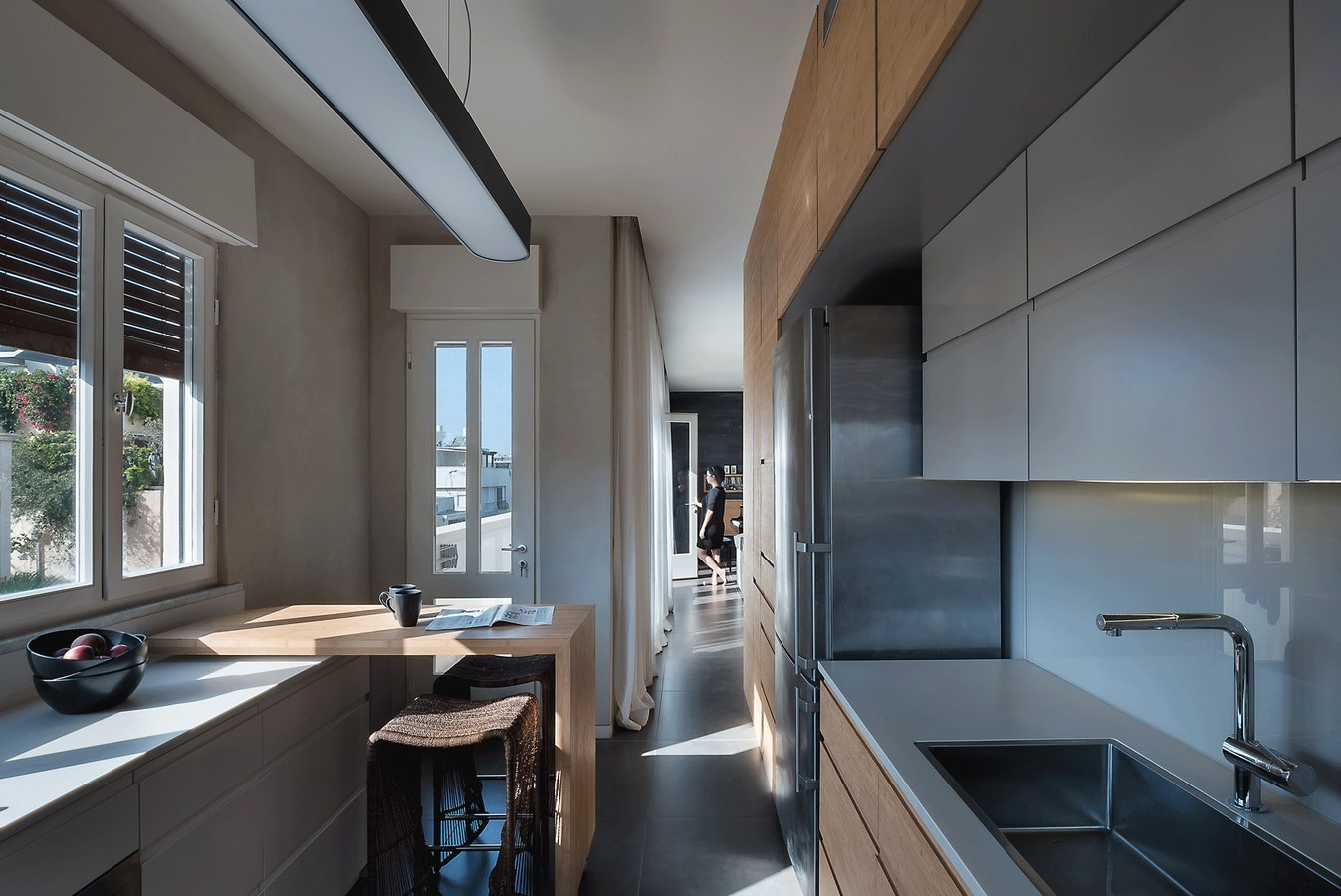 The Pianist's Home by XS Studio for compact design - Sheet1