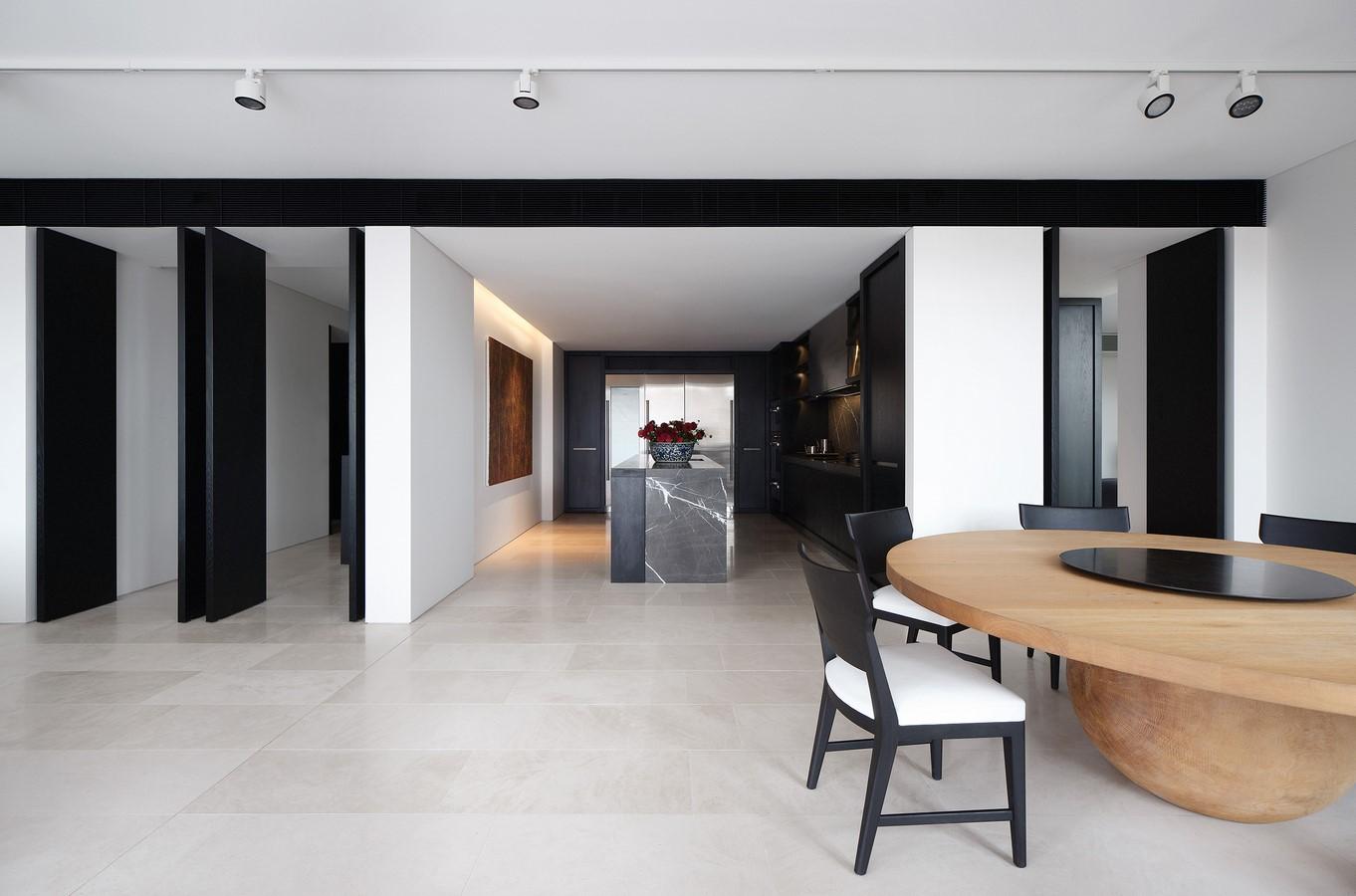 Kirribilli Apartment by Mathieson Architects - Sheet1