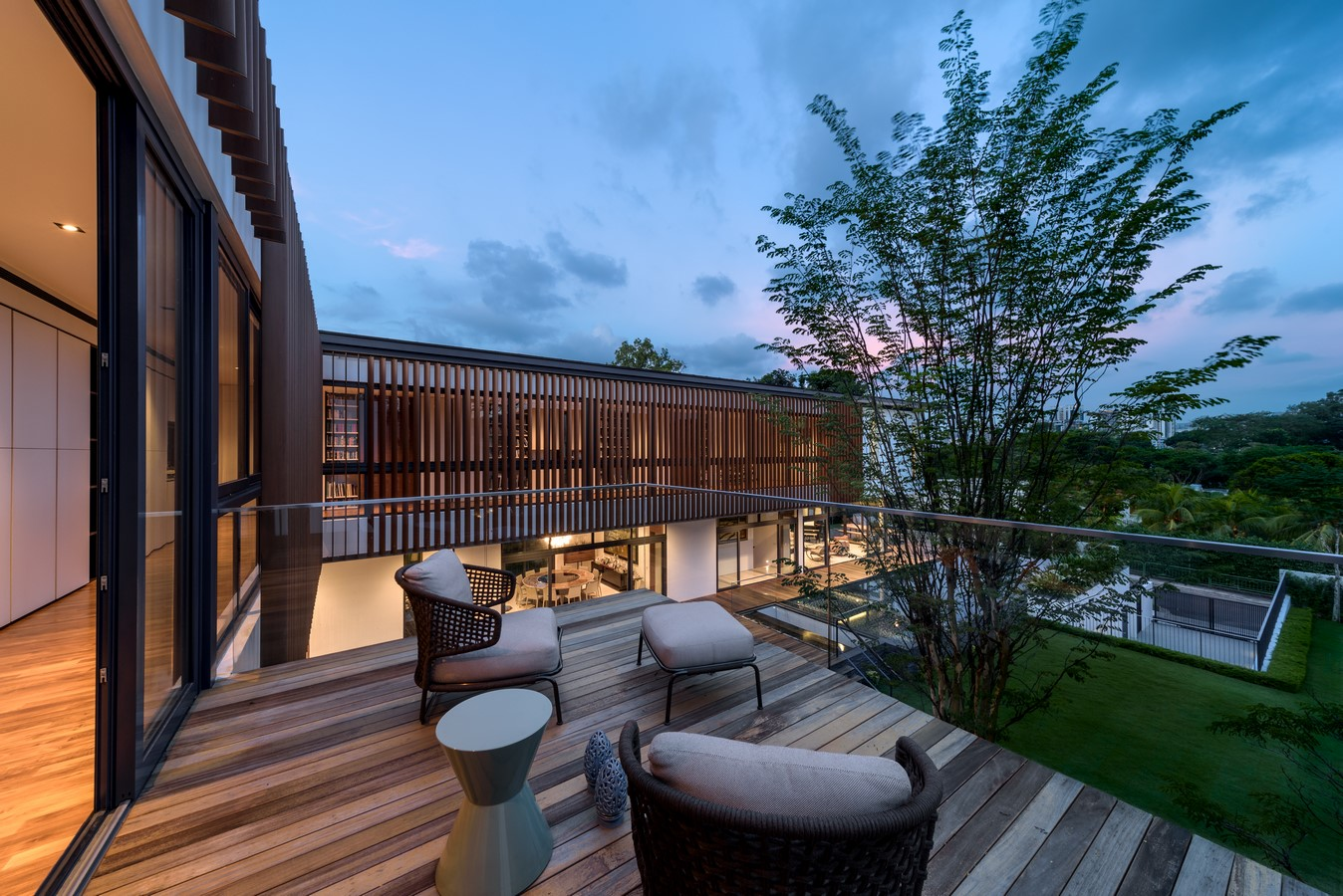 Around the Tembusu Tree by Aamer Architects - Sheet3