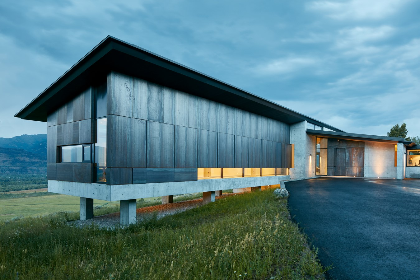 Wyoming Residence by Abramson Architects - Sheet1