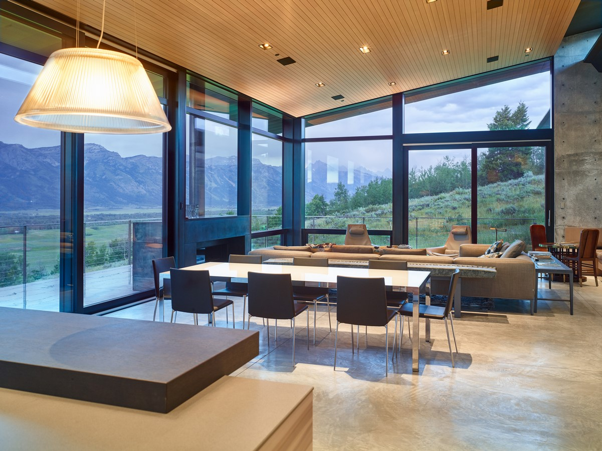 Wyoming Residence by Abramson Architects - Sheet2