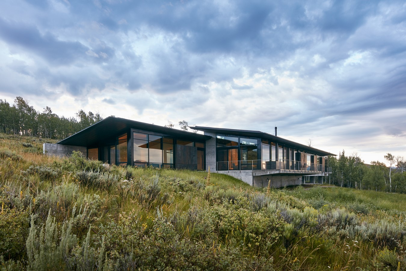 Wyoming Residence by Abramson Architects - Sheet3