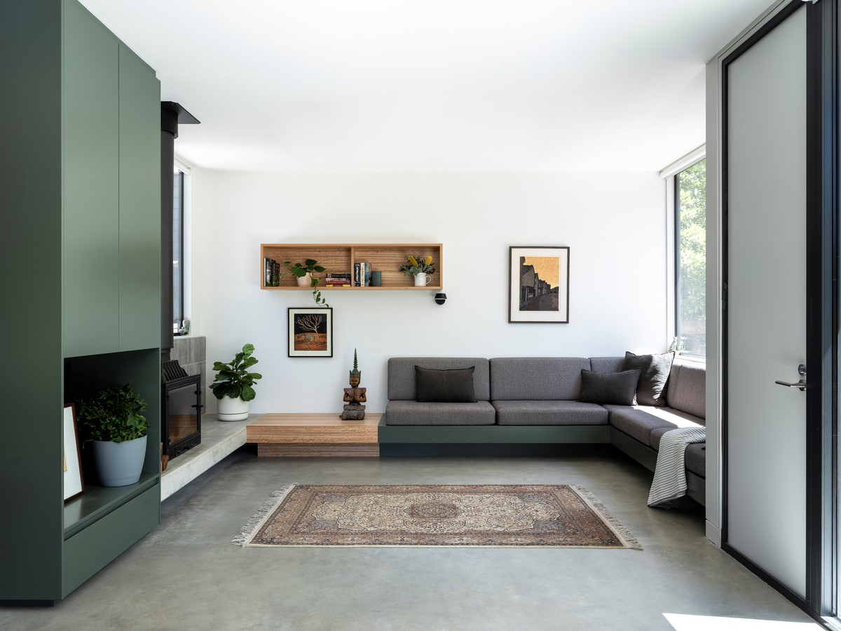 Blackheath House by Pearson Architecture - Sheet1