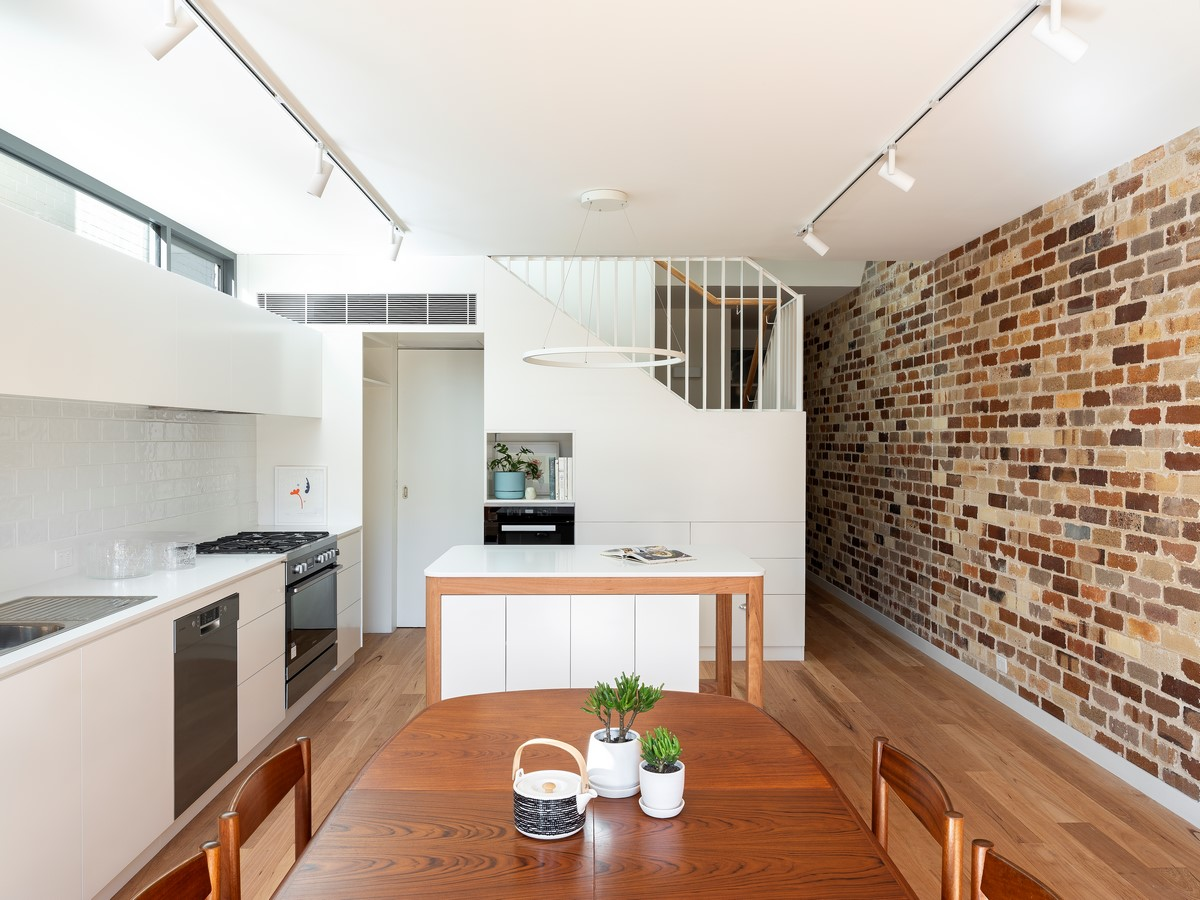 Lightwell House by Pearson Architecture - Sheet1
