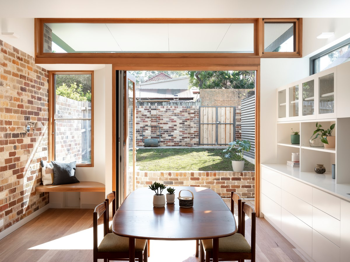 Lightwell House by Pearson Architecture - Sheet2