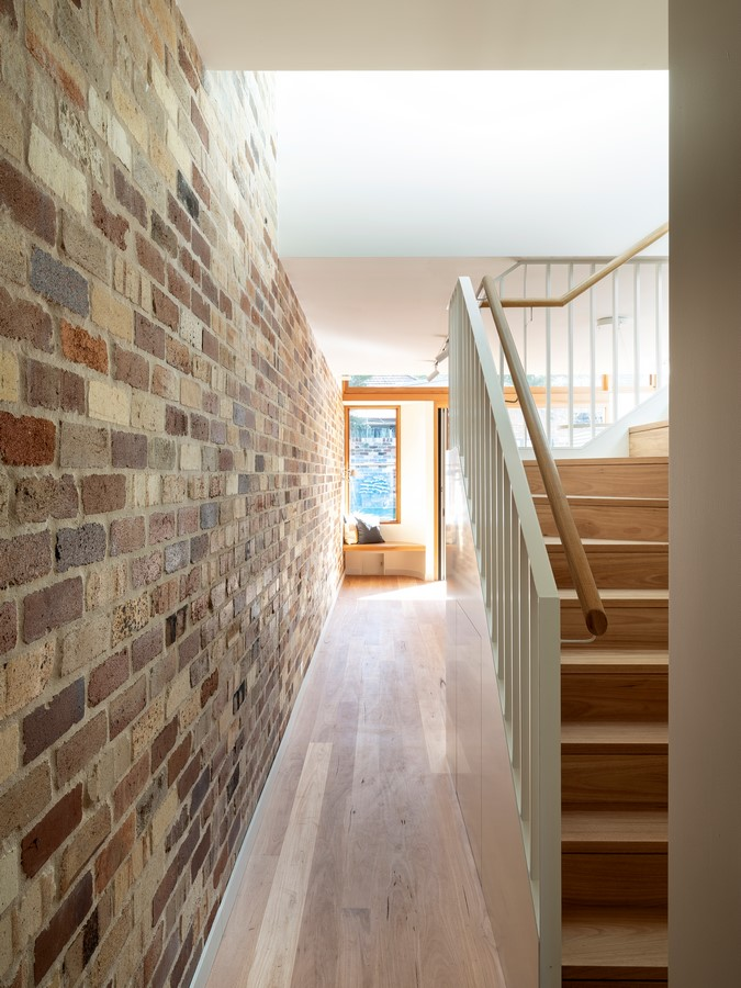 Lightwell House by Pearson Architecture - Sheet3