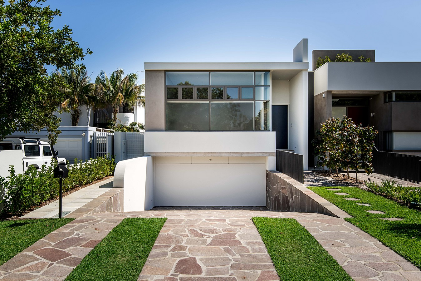 House B by Sandy Anghie Architect - Sheet1