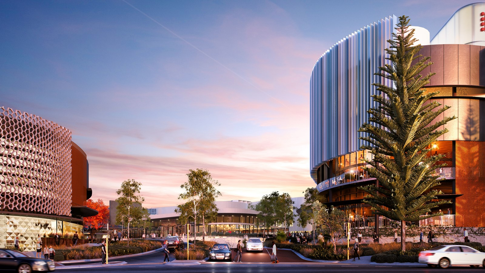 Karrinyup Shopping Centre by Hames Sharley - Sheet1