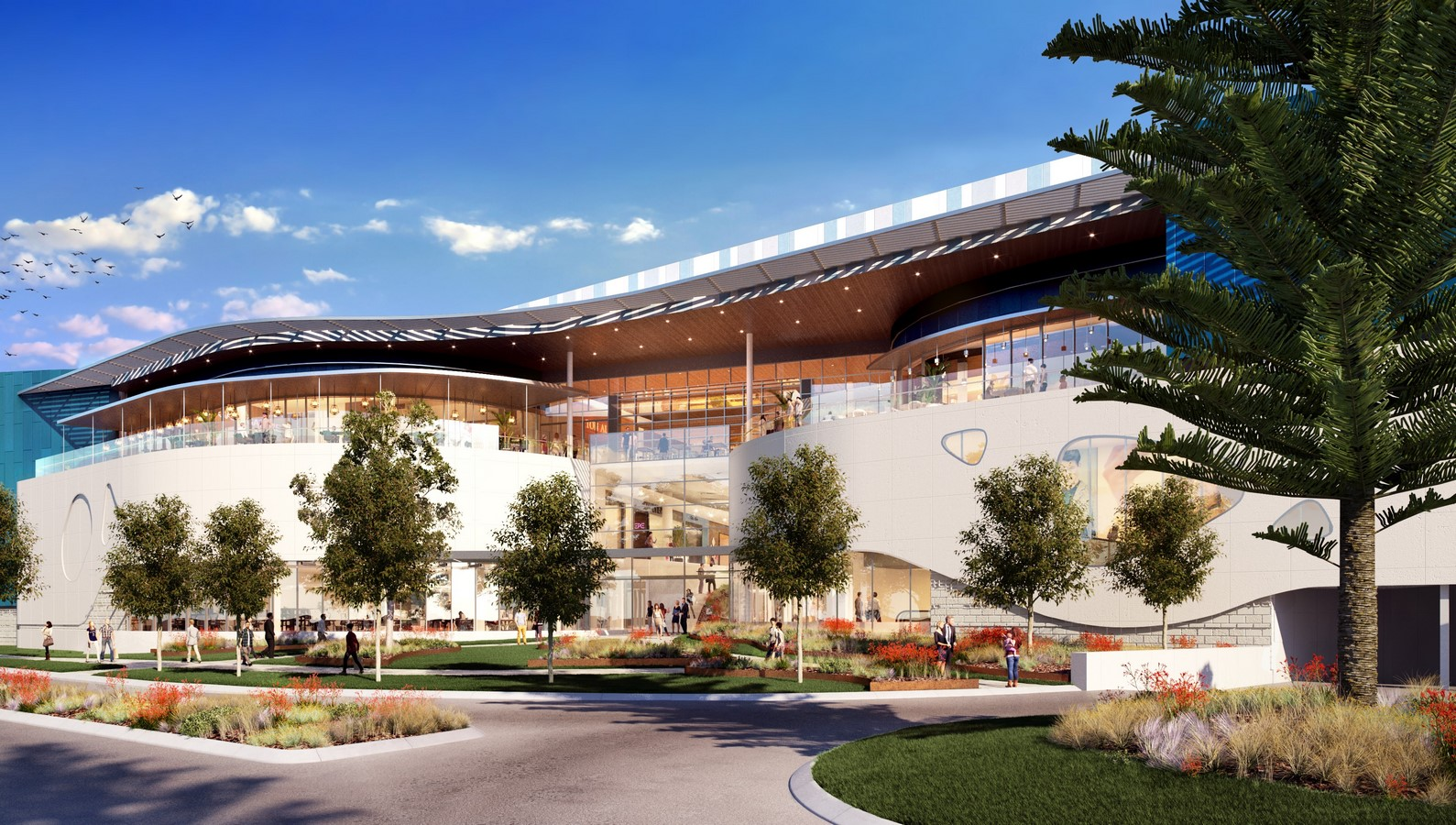 Karrinyup Shopping Centre by Hames Sharley - Sheet2