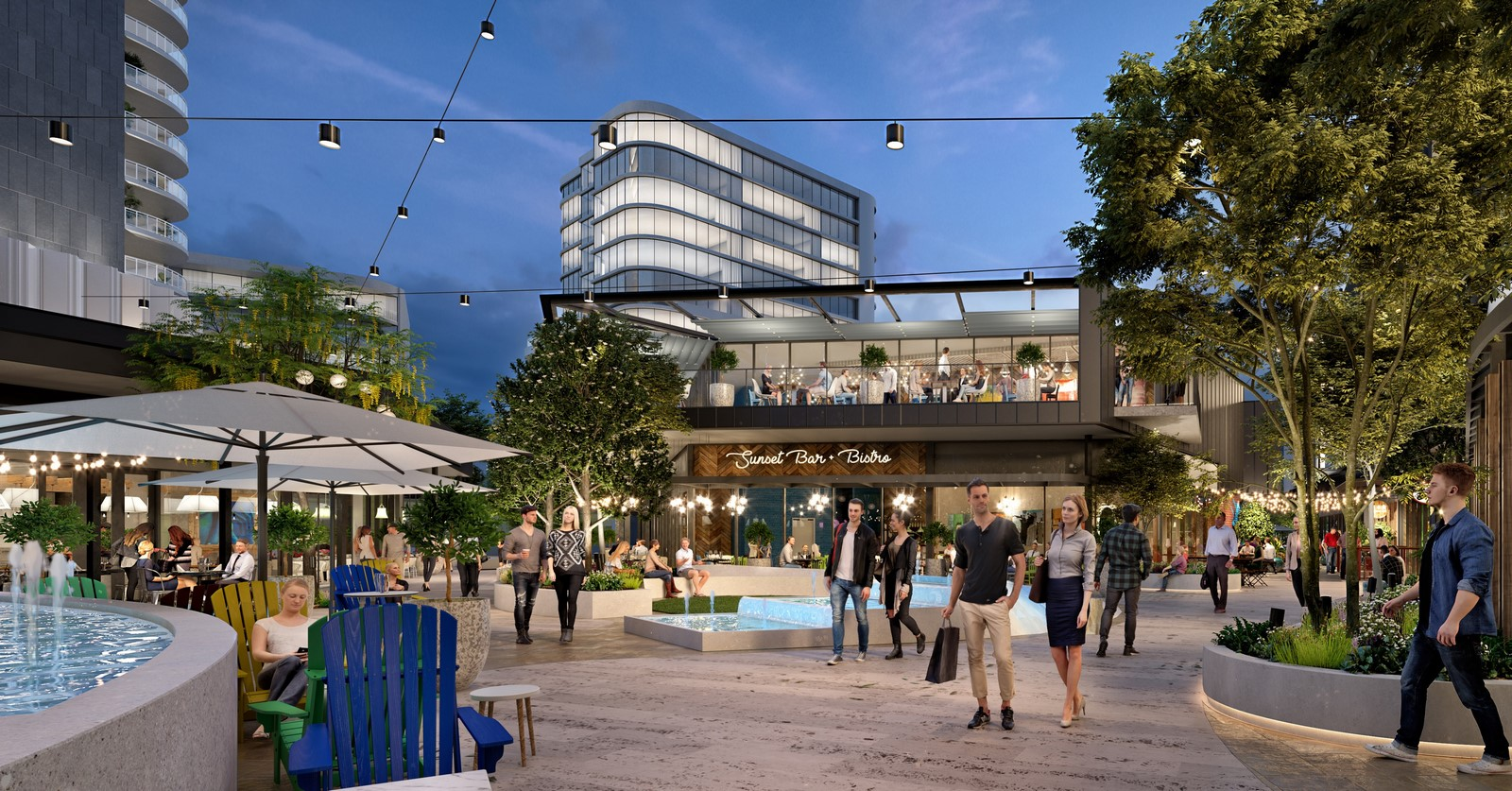 Karrinyup Shopping Centre by Hames Sharley - Sheet3
