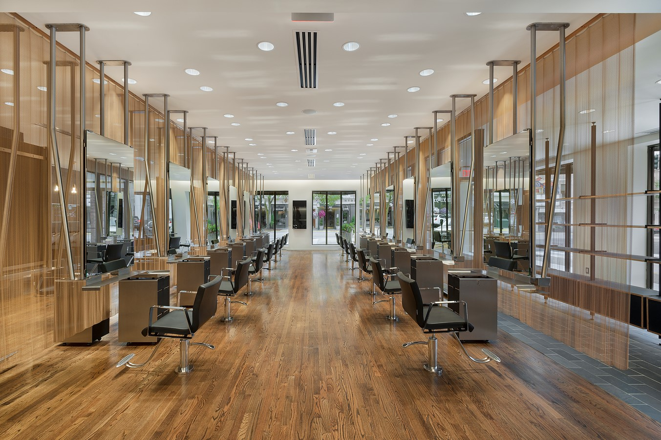 6 Salon (Old Woodward) by M1DTW Architects - Sheet1