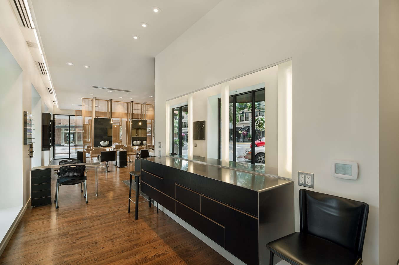 6 Salon (Old Woodward) by M1DTW Architects - Sheet3