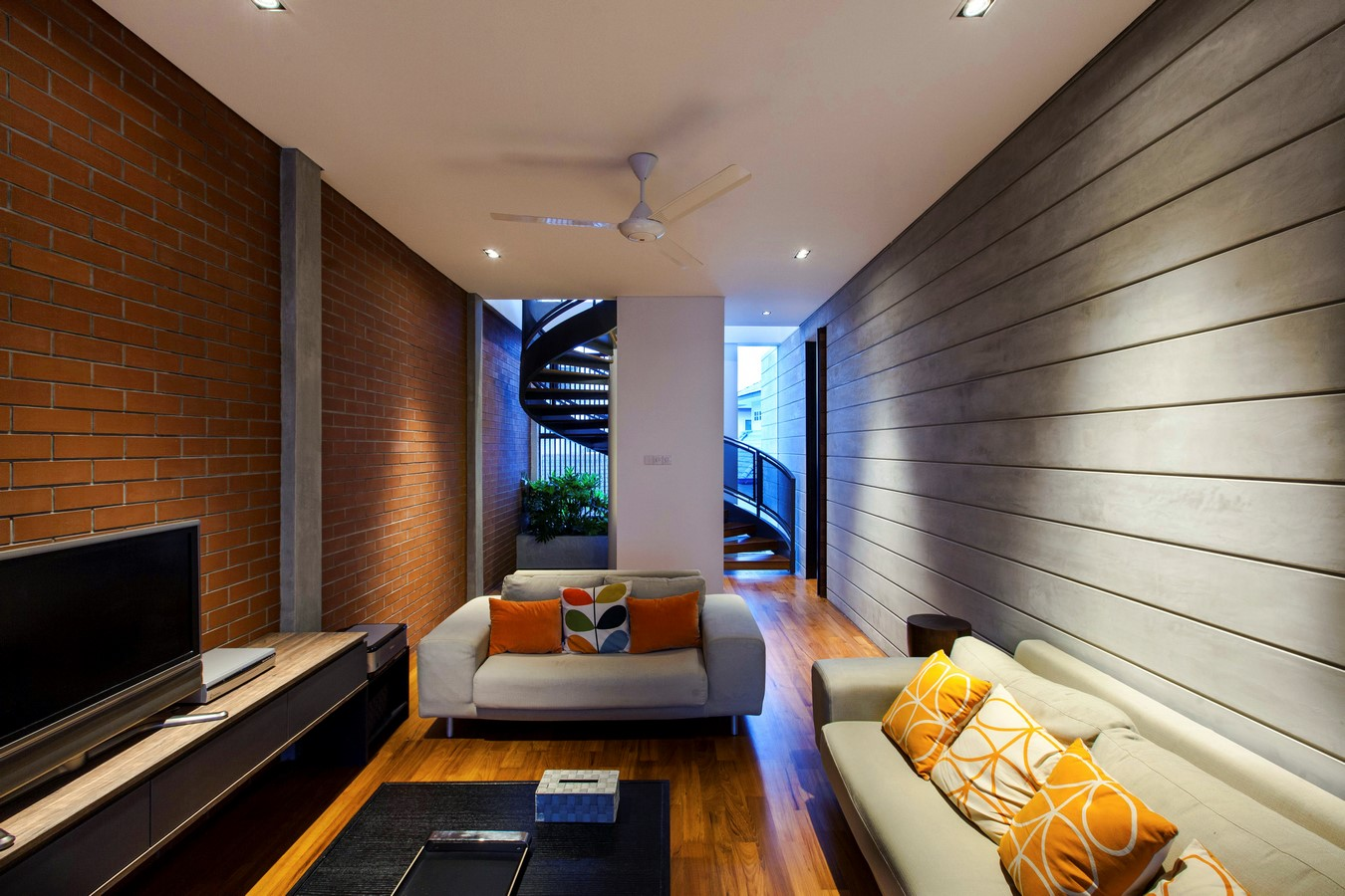Railway House by Aamer Architects - Sheet2