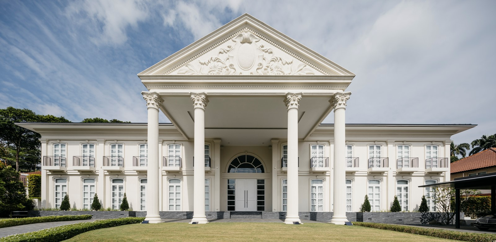 The Grand House by Aamer Architects - Sheet1