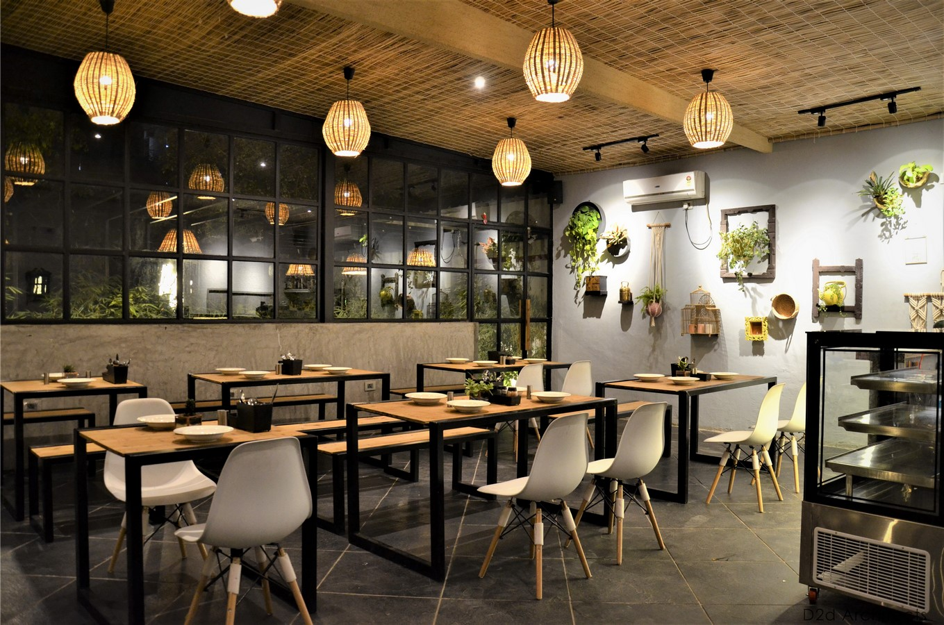 Hush cafe by D2d Architects - Sheet1