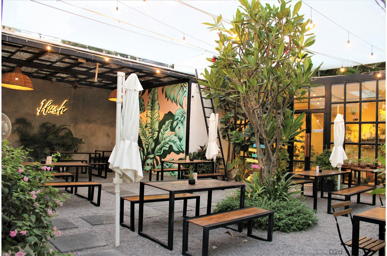 Hush cafe by D2d Architects - Sheet2