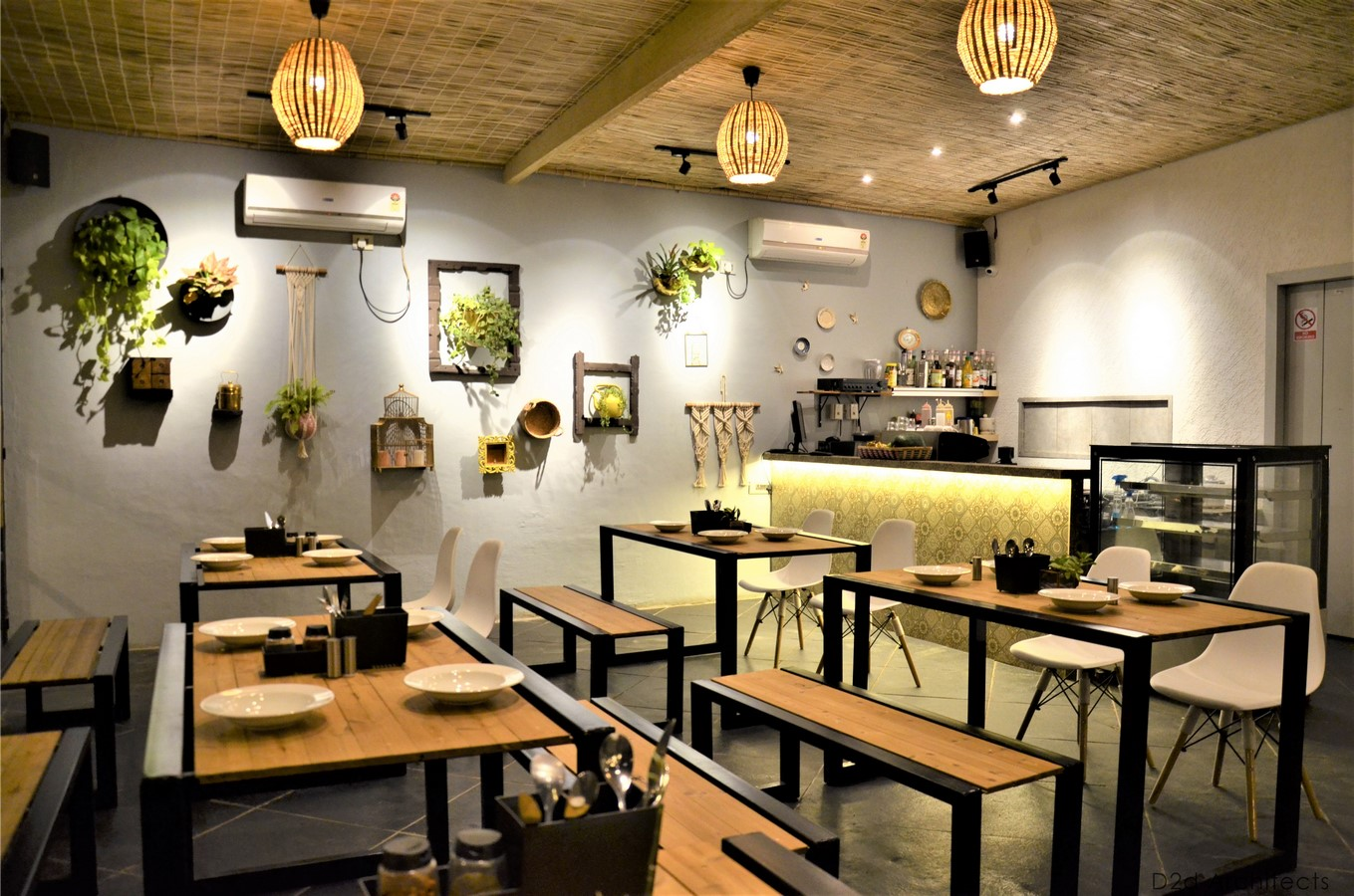 Hush cafe by D2d Architects - Sheet3
