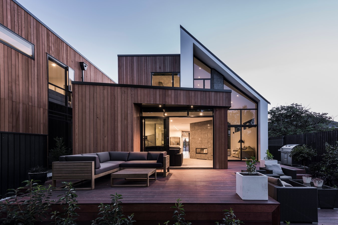 Half Gable Townhouses by South Architects - Sheet2