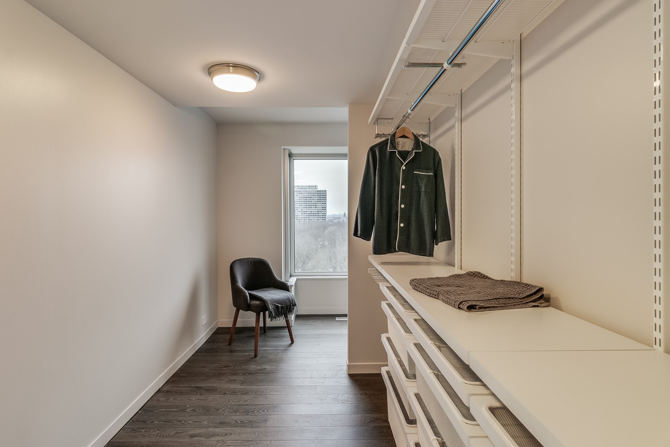 City Apartment by M1DTW Architects - Sheet1
