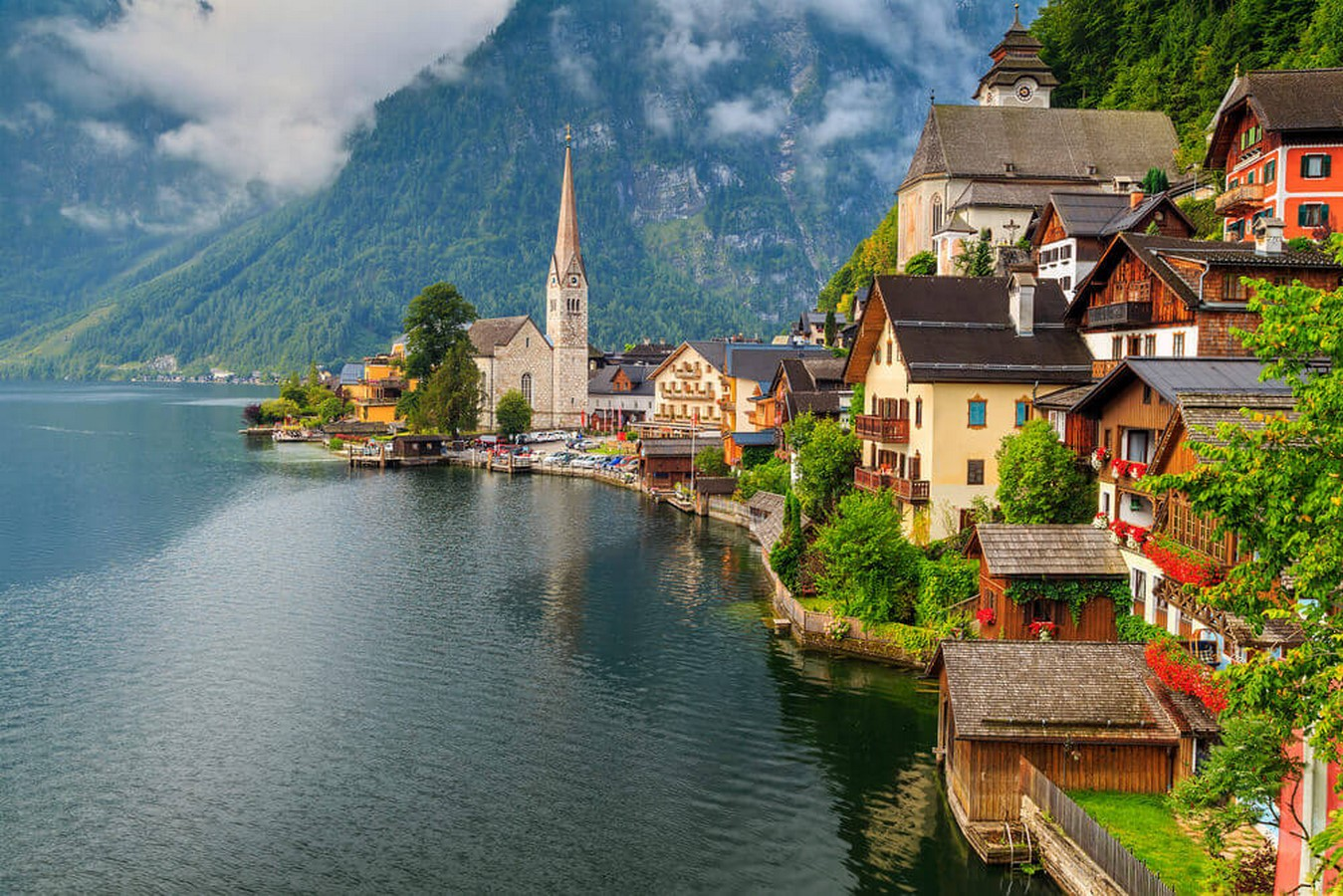 15 Famous villages around the world, that architects must visit - Sheet1