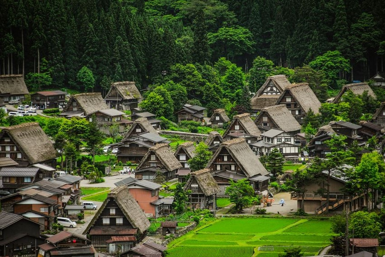 15 Famous villages around the world, that architects must visit - Sheet13