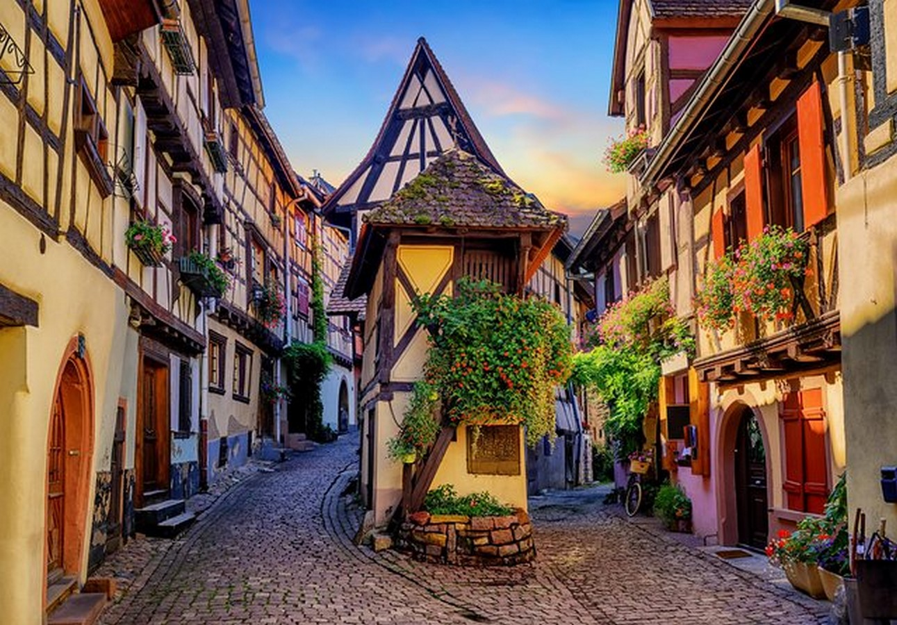 15 Famous villages around the world, that architects must visit - Sheet4