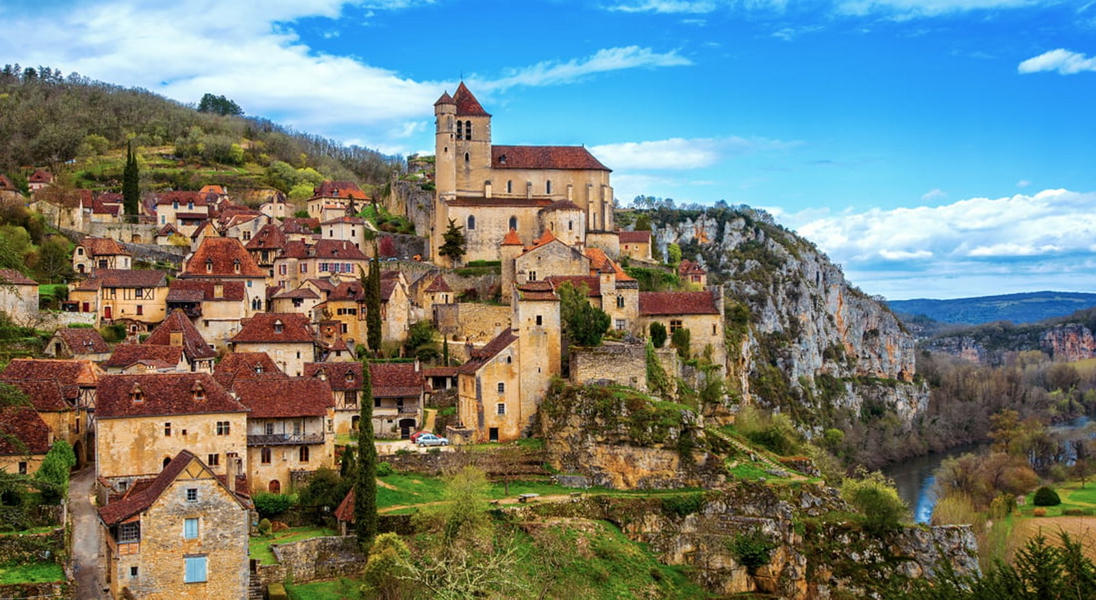 15 Famous villages around the world, that architects must visit - Sheet9