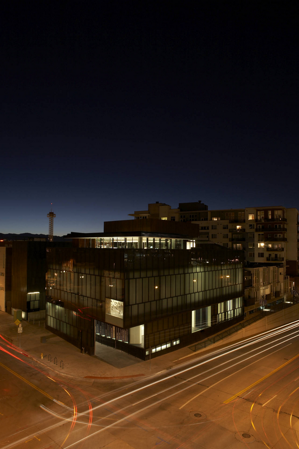 Museum of Contemporary Art Denver, USA by David Adjaye: USA'S first LEED certified contemporary art museum - Sheet3
