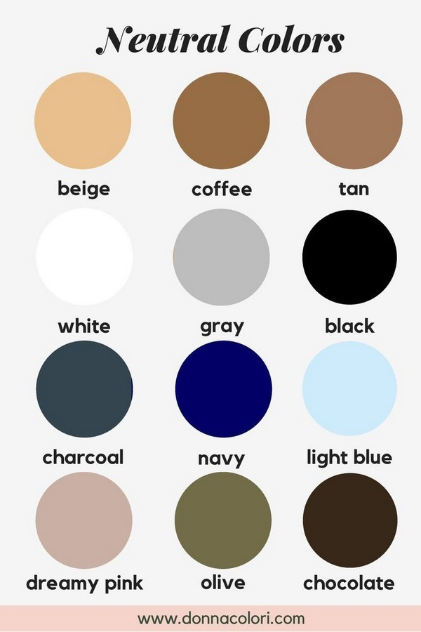 How to incorporate neutral colors into your home? - Sheet1