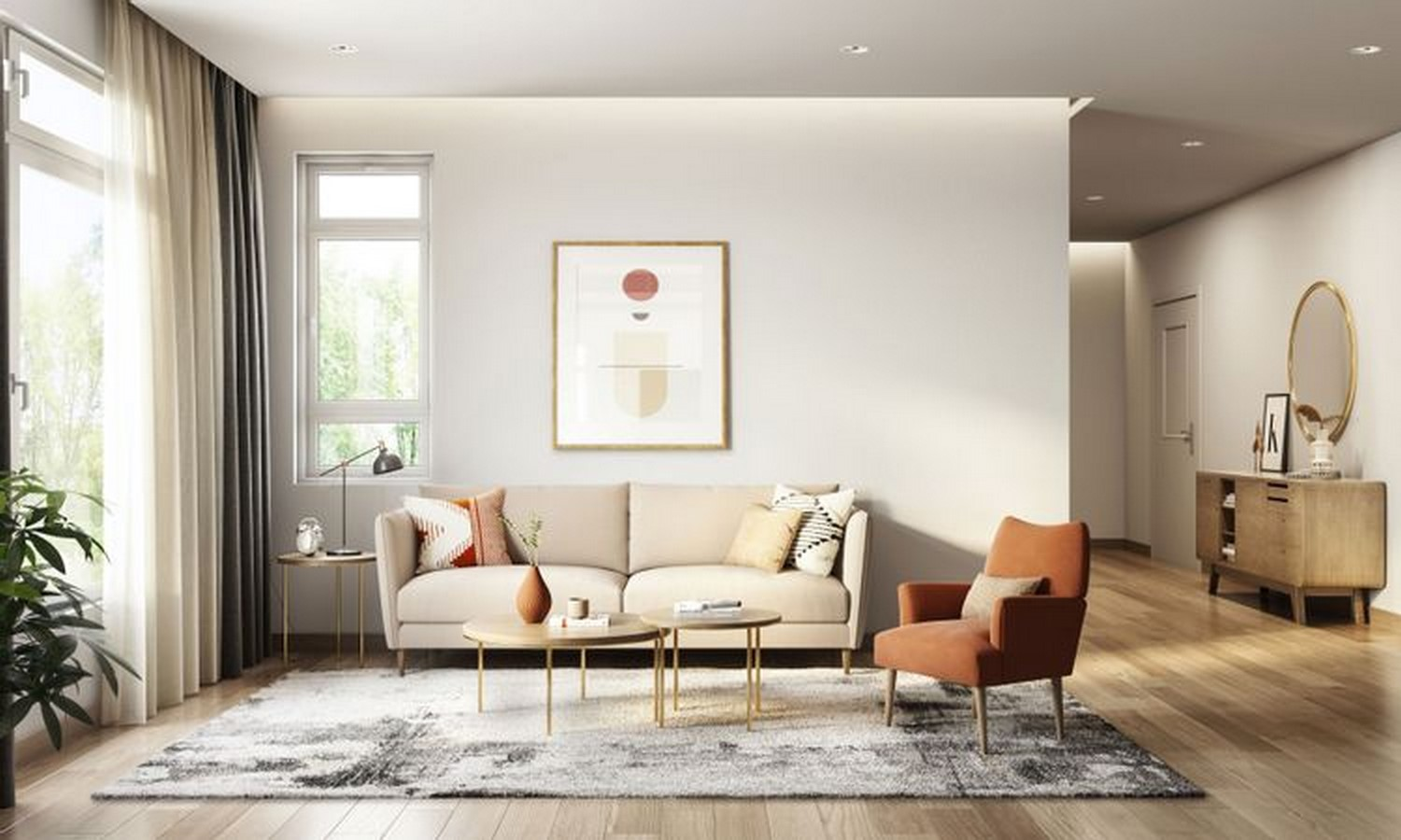 How to incorporate neutral colors into your home? - Sheet2